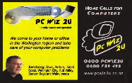 PC Wiz 2U Home Calls for Computers